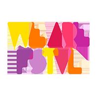 We Are Festival Logo